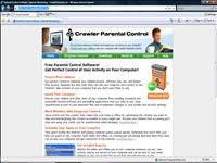 crawler parental control screenshot